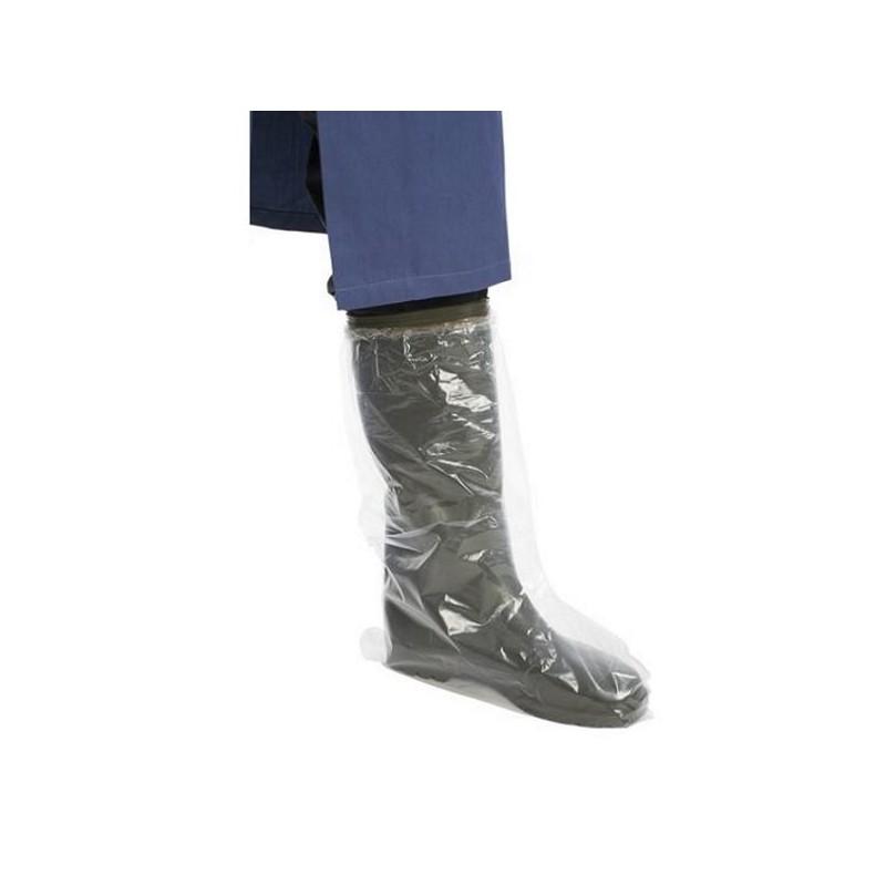 Kruuse ochraniacze na buty jednorazowe, długie z gumką