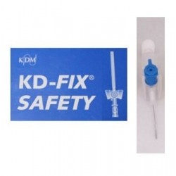 KDM KD-Fix Safety kaniula dożylna/wenflon