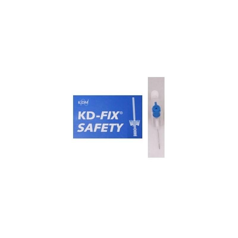 KDM KD-Fix Safety kaniula dożylna/wenflon