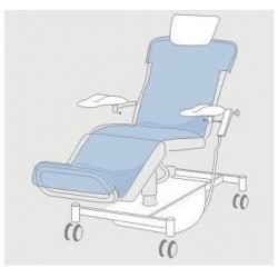 Matodrape pokrowiec na fotel