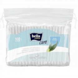 Bella Cotton patyczki higieniczne wzbogacone aloesem Care