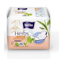 Bella podpaski higieniczne Herbs Sensitive z babką lancetowatą