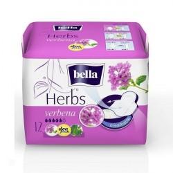 Bella podpaski higieniczne Herbs wzbogacone werbeną