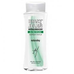 Biały Jeleń Żel pod prysznic naturalny, hipoalergiczny 250 ml