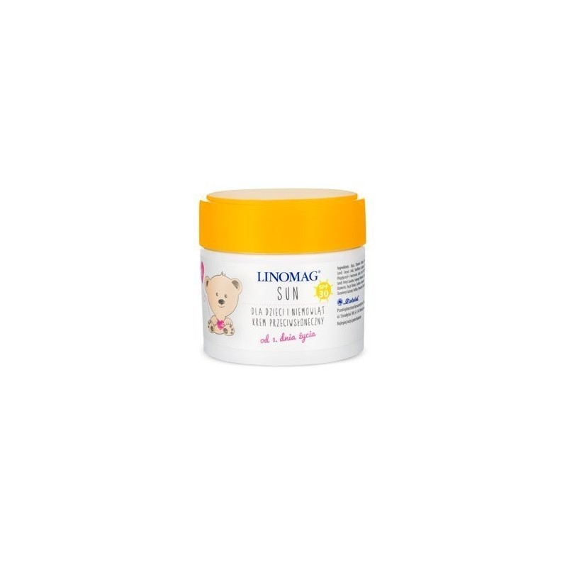 Linomag Sun krem przeciwsłoneczny SPF30, 50 ml