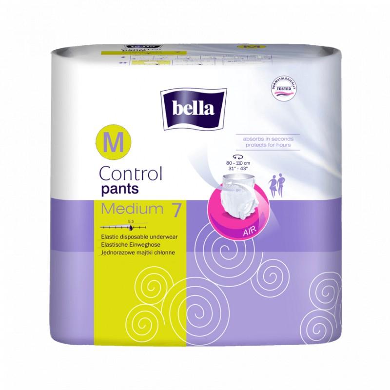 Majtki chłonne Bella Control Pants