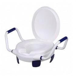 Clipper V nasadka sedesowa podwyższająca toaletę z pokrywą