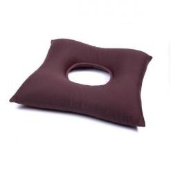 Poduszka z łuską gryki przy hemoroidach