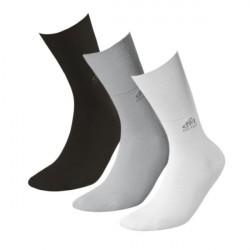 DeoMed Cotton Silver skarpety medyczne, bawełniane