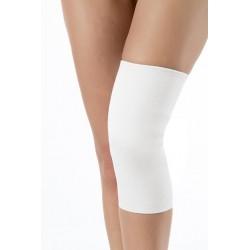 Pani Teresa opaska elastyczna stawu kolanowego