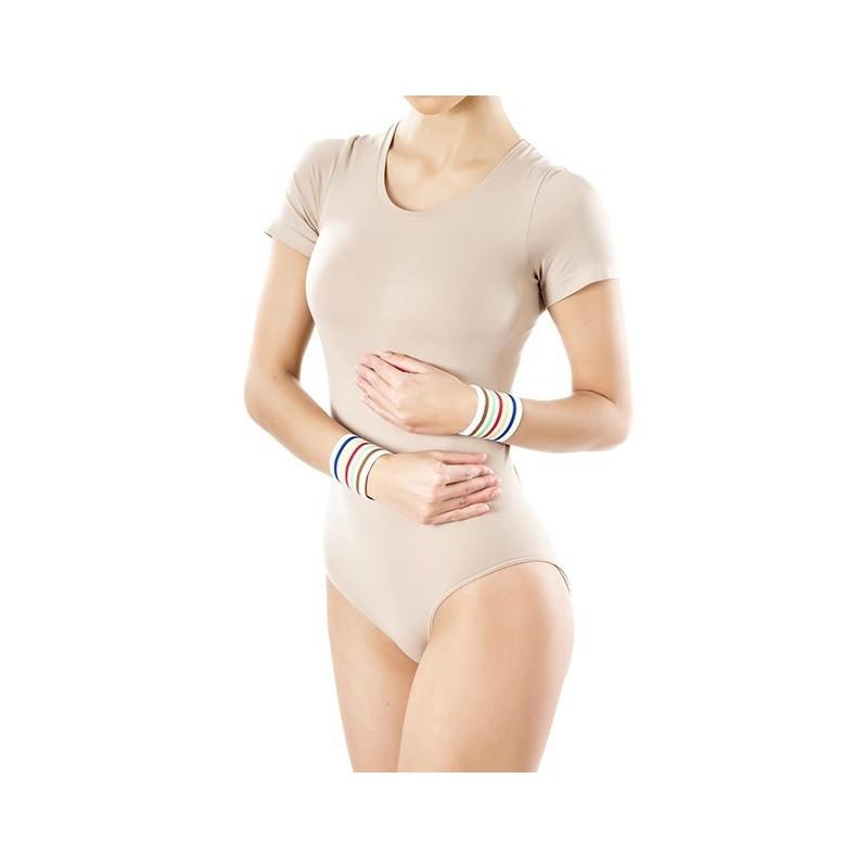 Pani Teresa opaski elastyczne stawu nadgarstkowego