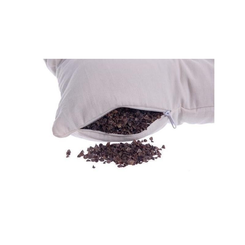 Poduszka z łuską gryki do spania