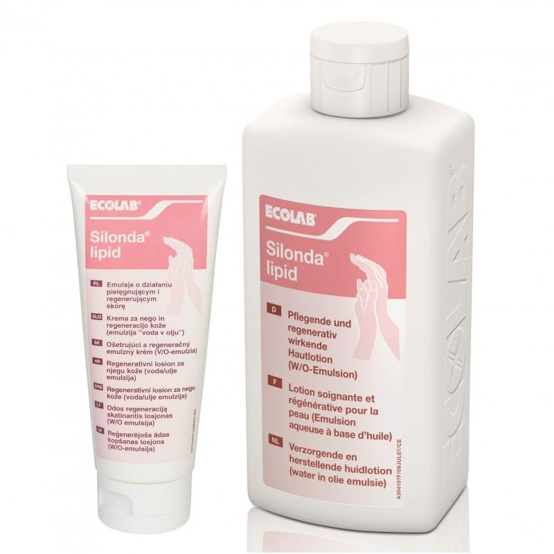 Ecolab Silonda Lipid emulsja natłuszczająca do rąk