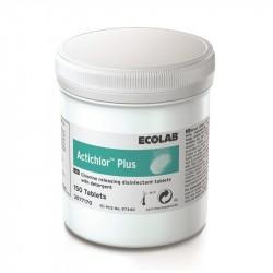 Ecolab Actichlor Plus do mycia i dezynfekcji powierzchni 150 tabl.