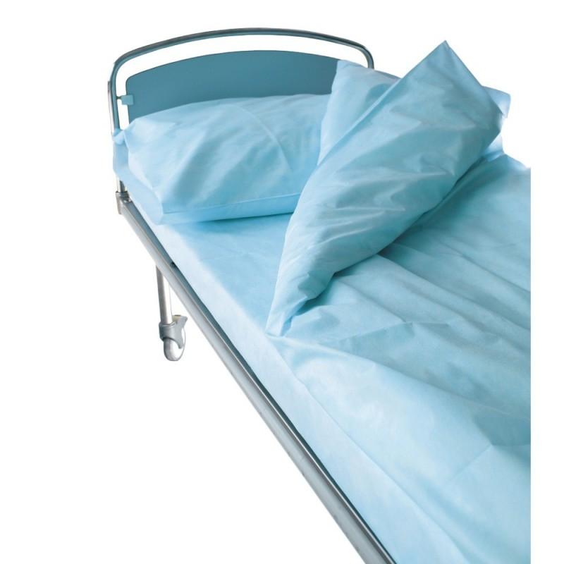 Vlieskomfort komplet pościeli na duże łóżko, niejałowy