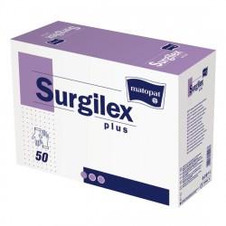 Rękawiczki jednorazowe chirurgiczne Surgilex sterylne pakowane osobno 50 par
