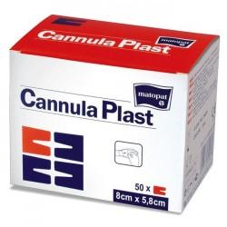 Cannula Plast opatrunek samoprzylepny do kaniul, włókninowy