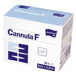 Cannula F opatrunek samoprzylepny do kaniul, foliowo-włókninowy