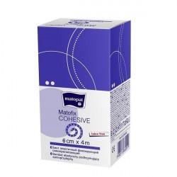 Bandaż elastyczny, samoprzylepny, jednorazowy Matofix Cohesive