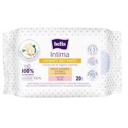 Bella Intima Chusteczki do higieny intymnej 20 szt.