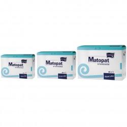 Matopat Standard bandaż nieelastyczny, podtrzymujący, jednorazowy