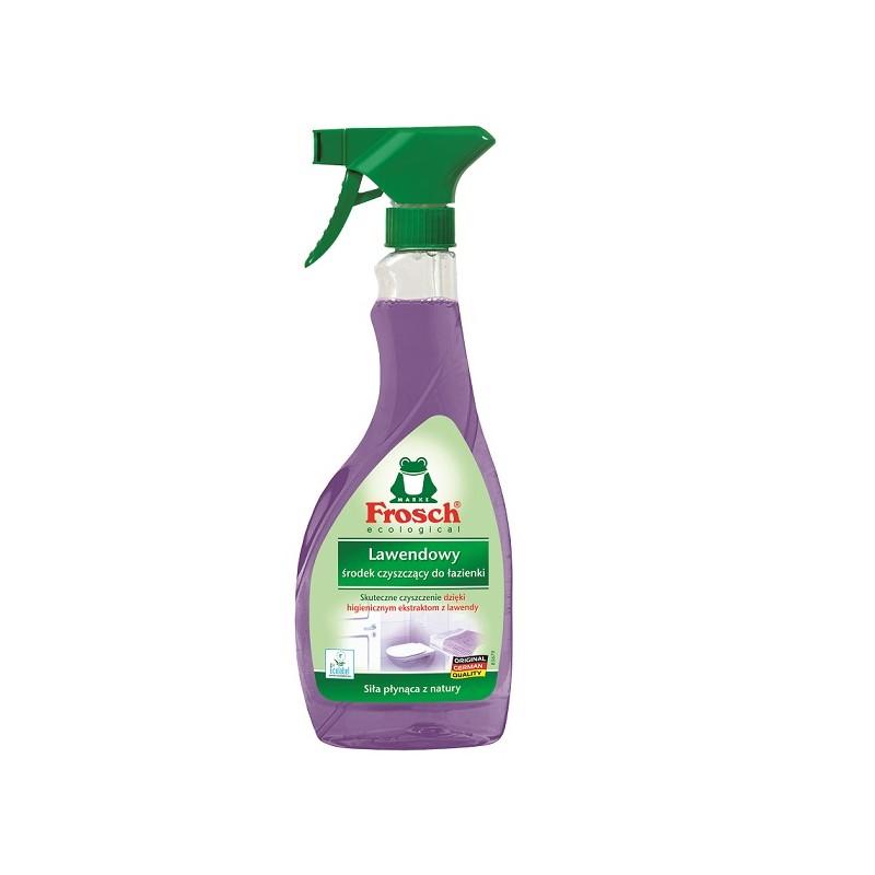Frosch środek do czyszczenia łazienki lawendowy 500 ml