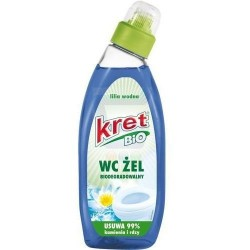 Kret żel do toalet Lilia Wodna BIO 750 ml