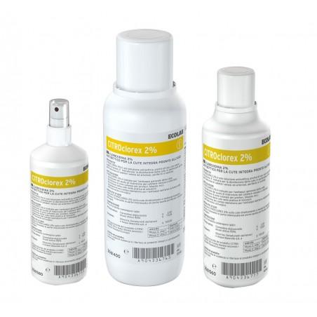 Ecolab Citroclorex 2% do dezynfekcji rąk i skóry