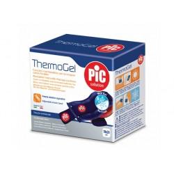 Thermogel kompres żelowy ciepło-zimno, z paskiem i pokrowcem