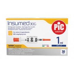 Insumed strzykawka insulinowa z igłą