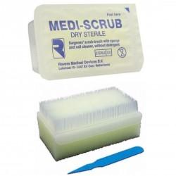 Medi-Scrub Dry szczotka do chirurgicznego mycia rąk, sucha