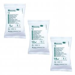 Matocomp gaza opatrunkowa jałowa - torebka papierowa