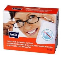 Bella chusteczki nasączane do czyszczenia okularów