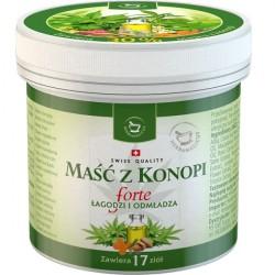Herbamedicus Maść z konopii Forte 125 ml