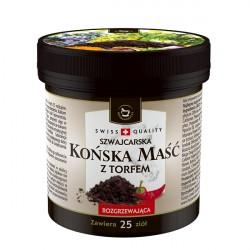 Herbamedicus Końska maść z torfem rozgrzewająca 225 ml