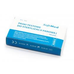 Testy do sterylizacji parowej SoftMed KLASA 6 200 szt.