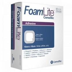 Foam Lite ConvaTec opatrunek piankowy z silikonową warstwą kontaktową 1 szt.
