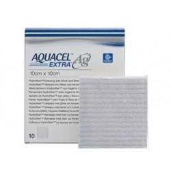 Aquacel Ag Extra opatrunek chłonny Hydrofiber, antybakteryjny ze srebrem 1 szt.