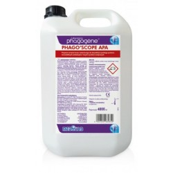 Phago'scope APA płyn do dezynfekcji endoskopów 4,8 l + Neutralisant 200 ml