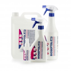 Bioetanol Bioseptol AMF płyn do szybkiej dezynfekcji małych pow.