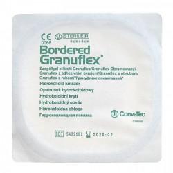 Granuflex Bordered opatrunek hydrokoloidowy na rany