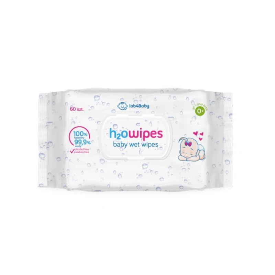 H2OWipes Naturalne chusteczki nasączone czystą wodą