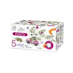 Pieluchomajtki dla dzieci Happy Pants Junior Box (5) 11-18 kg
