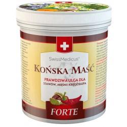 Herbamedicus Końska Maść FORTE rozgrzewająca 250ml