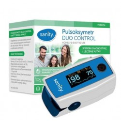 Pulsoksymetr napalcowy Duo Control Sanity AP 4117