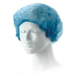 Matodress czepek ochronny, pielęgniarski niejałowy, harmonijka