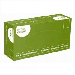 Semper Rękawice jednorazowe winylowe bezpudrowe Protects Clinic Vinyl 100 szt.