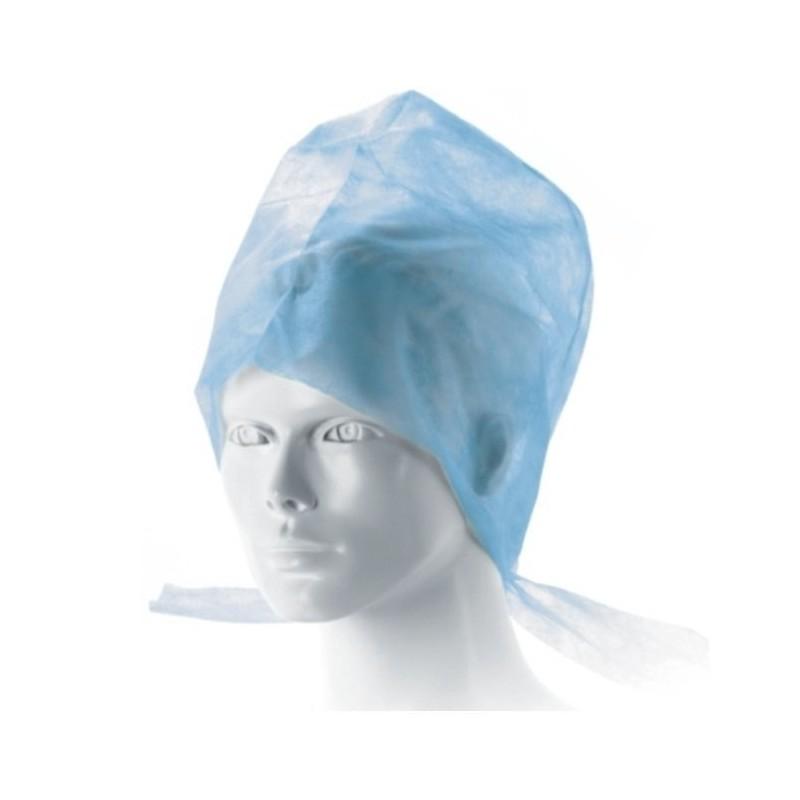 Matodress czepek ochronny lekarski z trokami niejałowy