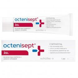 Schulke żel Octenisept przyspieszający gojenie się ran Schulke 20 ml
