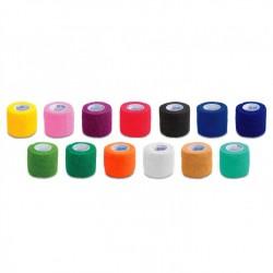 Stokmed Bandaż samoprzylepny Stokband mix kolorów